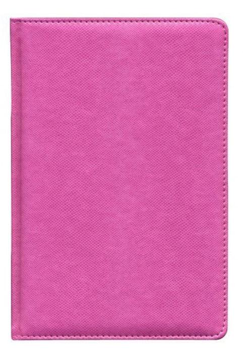 Index Ежедневник Deli недатированный 168 листов цвет розовый