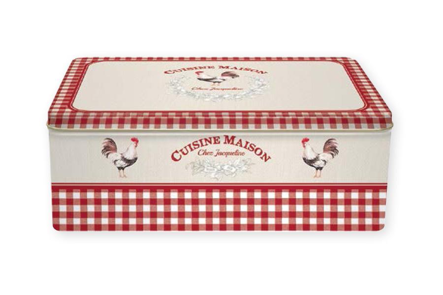 Коробка для сахара Французская кухня. R2S077/CUSI-ALR2S077/CUSI-ALПродукция компании «NUOVA R2S» отличается современным дизайном, и легкостью в эксплуатации. Компания работает в тесном сотрудничестве с лучшими итальянскими художниками и дизайнерами. Важным преимуществом этой фабрики, является оригинальная подарочная упаковка. Продукция компании «NUOVA R2S» не только современный подарок и украшение для Вашего дома, но и всегда неисчерпаемое количество идей на Вашей кухне.