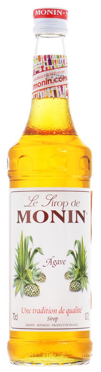 Monin Агава сироп, 0,7 лSMONN0-000090Сироп Monin Агава производится только из органических компонентов. Обладая насыщенным вкусом, он станет полезным заменителем сахара при приготовлении коктейлей и десертов. Сиропы Monin выпускает одноименная французская марка, которая известна как лидирующий производитель алкогольных и безалкогольных сиропов в мире. В 1912 году во французском городке Бурже девятнадцатилетний предприниматель Джордж Монин основал собственную компанию, которая специализировалась на производстве вин, ликеров и сиропов. Место для завода было выбрано не случайно: город Бурже находился в непосредственной близости от крупных сельскохозяйственных районов - главных поставщиков свежих ягод и фруктов.