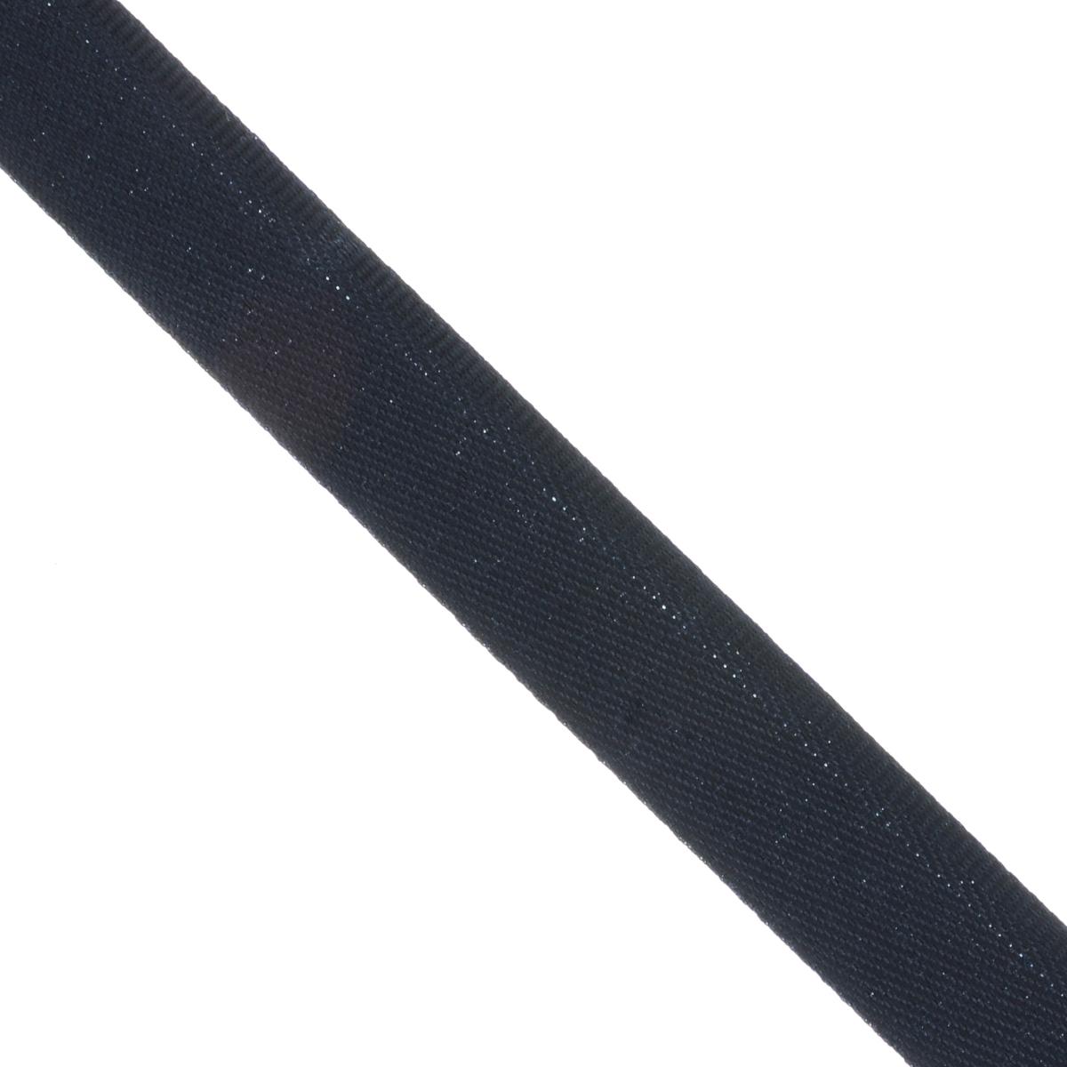 Тесьма для брюк Prym, цвет: темно-синий, ширина 15 мм, длина 30 м693503Тесьма для брюк Prym - это неэластичная лента, выполненная из 100% полиэстера. Предназначена для обработки и укорачивания низа штанин. В основном используется для классических мужских брюк. Тесьма предохраняет край брюк от быстрого изнашивания, утяжелят брюки, что дает более четкое выравнивание штанины, а также держит форму стрелок по подгибу. Ширина тесьмы: 15 мм. Длина тесьмы: 30 м.