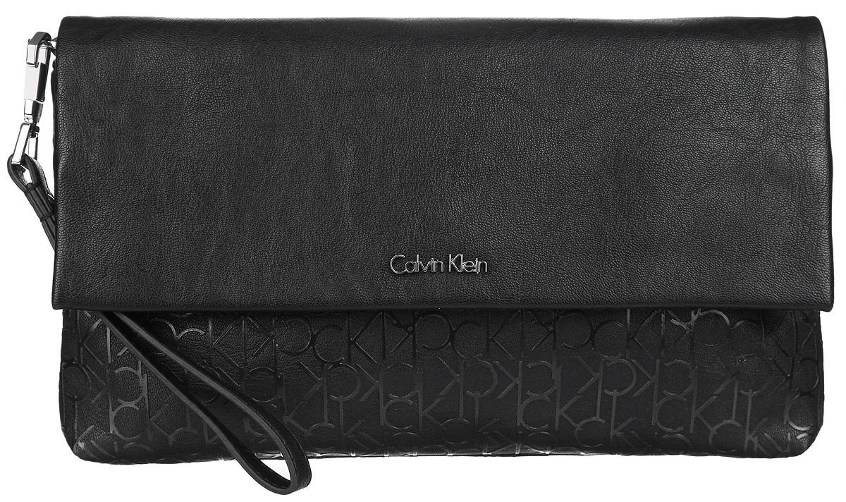 Сумка женская Calvin Klein Jeans, цвет: черный. K60K600607