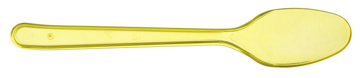 Набор одноразовых ложек Huhtamaki Super Party, цвет: желтый, 50 штПОС08737Набор Huhtamaki Super Party состоит из 50 ложек, выполненных из пластика и предназначенных для одноразового использования. Ложки подойдут для холодных и горячих пищевых продуктов. Одноразовые ложки будут незаменимы при поездках на природу, пикниках и других мероприятиях. Они не займут много места, легки и самое главное - после использования их не надо мыть. Длина вилки: 16 см. Размер рабочей поверхности: 3 см х 5 см.