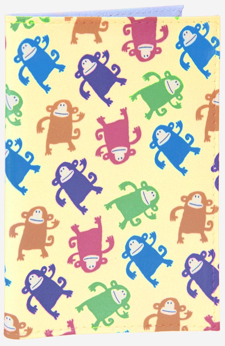 Обложка для автодокументов Смешные обезьянки. AUTO386AUTO386Яркая обложка для автодокументов Mitya Veselkov Смешные обезьянки выполнена из натуральной кожи и оформлена принтом с изображением обезьянок. Изделие раскладывается пополам. Внутри расположены два накладных кармана из пластика и пластиковый вкладыш, состоящий из пяти файлов для автодокументов. Обложка для автодокументов поможет сохранить внешний вид ваших документов и защитить их от повреждений, а также станет стильным аксессуаром, который подчеркнет ваш образ.