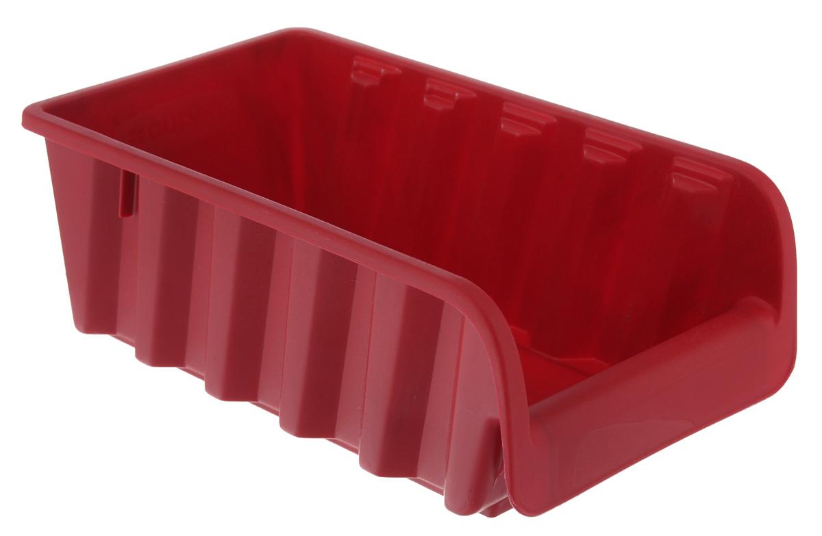 Емкость складская Curver Profi №3, цвет: красный, 21 х 11,5 х 7,7 см4953_красныйЕмкость Curver Profi №3 выполнена из высококачественного пластика и предназначена для хранения инструментов и различных складских мелочей, таких как гвозди, болты, гайки. Удобная конструкция изделия позволяет без труда достать из емкости нужную вещь. Емкость Curver Profi №3 будет незаменимой дома, на даче или в гараже.