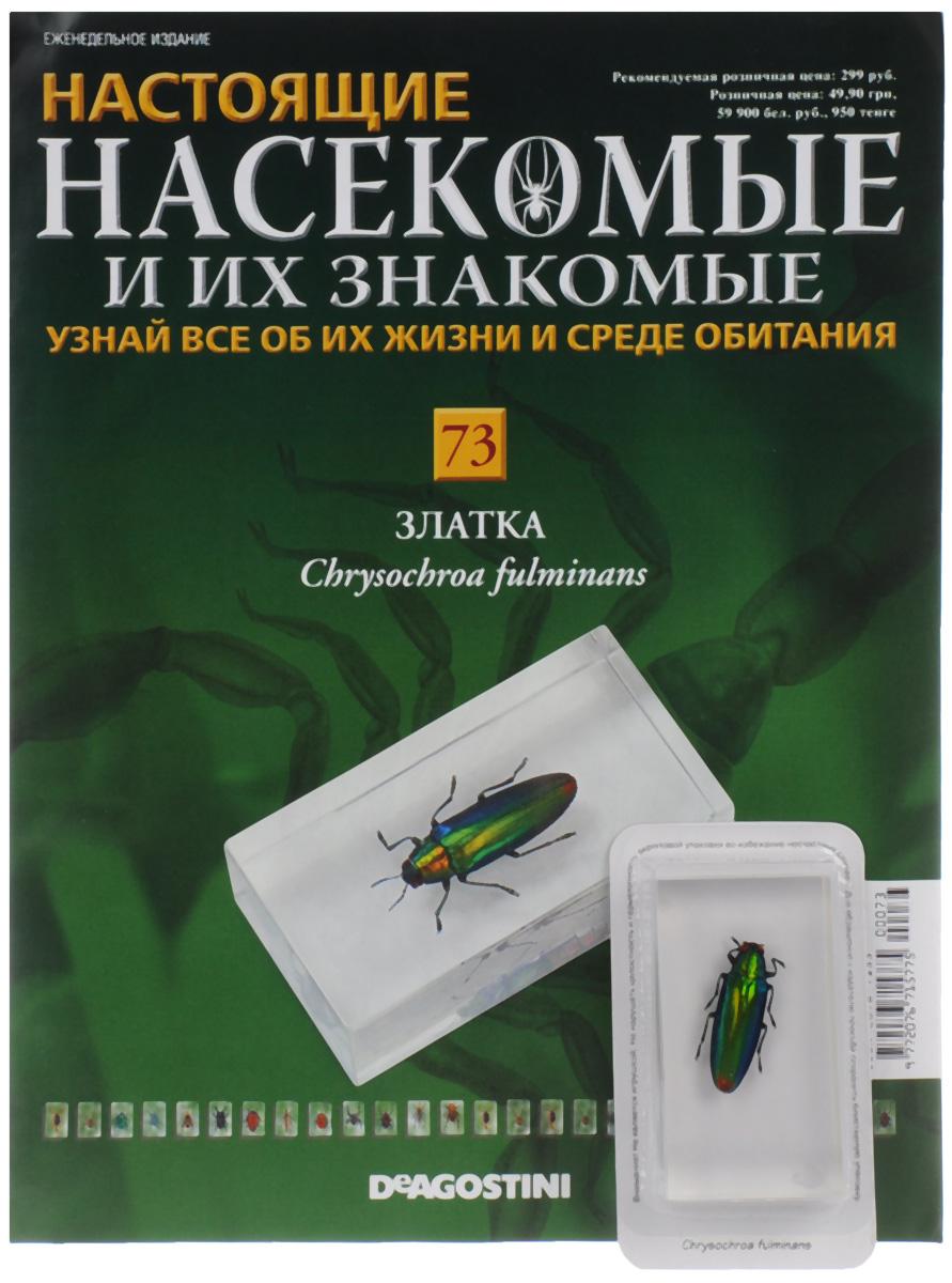 журнал насекомые и их знакомые купить в москве