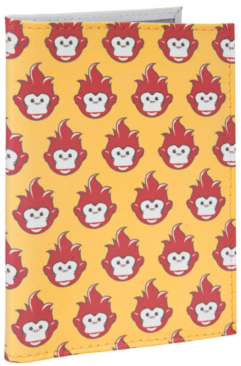 Обложка для автодокументов Много огненных обезьян. AUTO384AUTO384Яркая обложка для автодокументов Mitya Veselkov Много огненных обезьян выполнена из натуральной кожи и оформлена принтом с изображением обезьянок. Изделие раскладывается пополам. Внутри расположены два накладных кармана из пластика и пластиковый вкладыш, состоящий из пяти файлов для автодокументов. Обложка для автодокументов поможет сохранить внешний вид ваших документов и защитить их от повреждений, а также станет стильным аксессуаром, который подчеркнет ваш образ.