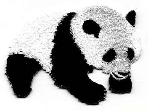 Термоаппликация Hobby&Pro Большая панда, 9,5 см х 7 см678057Термоаппликация Hobby&Pro Большая панда изготовлена из текстиля. Изделие закрепляется на ткани при помощи утюга. Установите утюг на отметку Max, расположите аппликацию на изделии и прогладьте несколько раз через ткань с лицевой и изнаночной стороны. С такой термоаппликацией вы сможете обновить старые джинсы, рубашки, кофты, детскую одежду, вещь станет неповторимой и особенной.