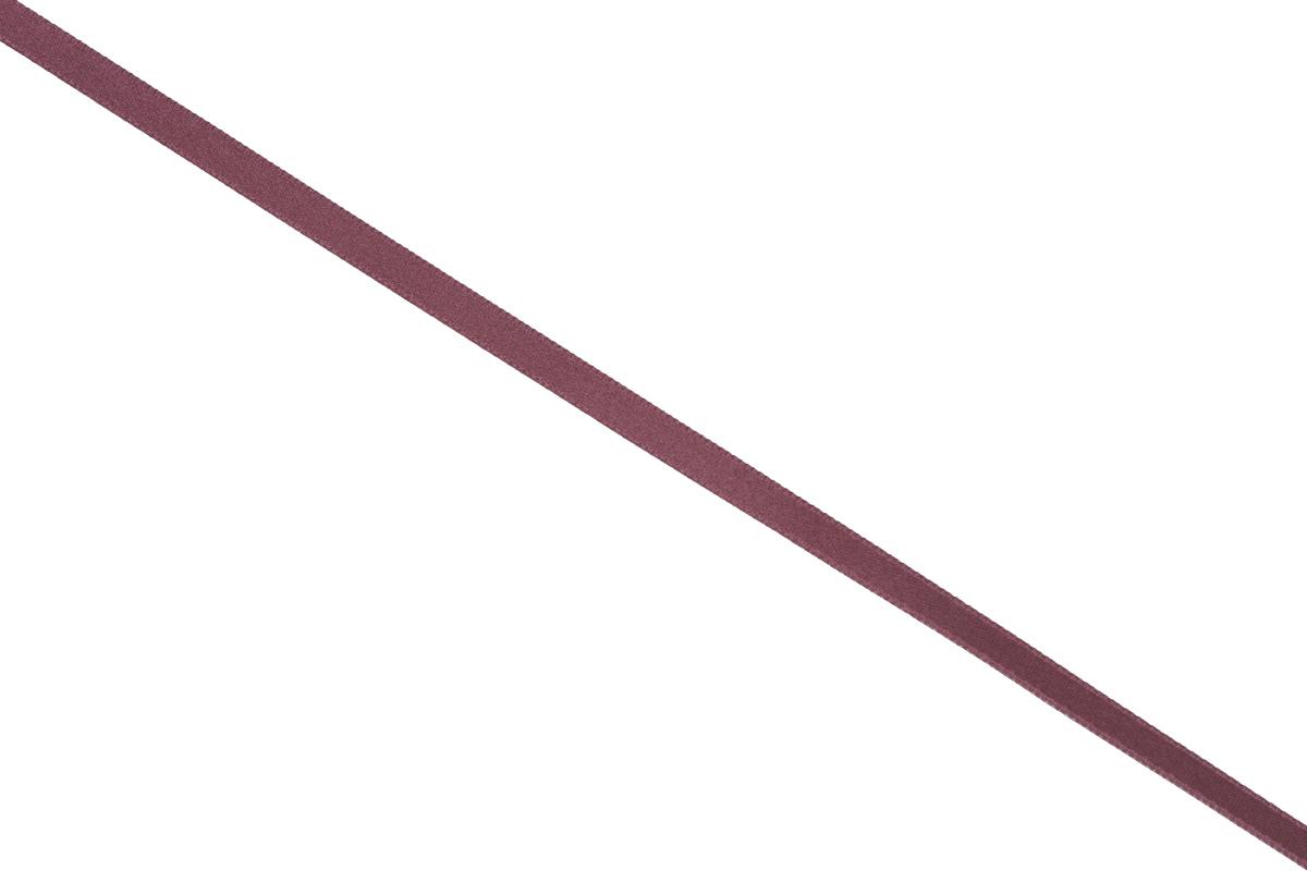 Лента атласная Prym, цвет: темно-бордовый, ширина 6 мм, длина 25 м697070_73Атласная лента Prym изготовлена из 100% полиэстера. Область применения атласной ленты весьма широка. Изделие предназначено для оформления цветочных букетов, подарочных коробок, пакетов. Кроме того, она с успехом применяется для художественного оформления витрин, праздничного оформления помещений, изготовления искусственных цветов. Ее также можно использовать для творчества в различных техниках, таких как скрапбукинг, оформление аппликаций, для украшения фотоальбомов, подарков, конвертов, фоторамок, открыток и многого другого. Ширина ленты: 6 мм. Длина ленты: 25 м.