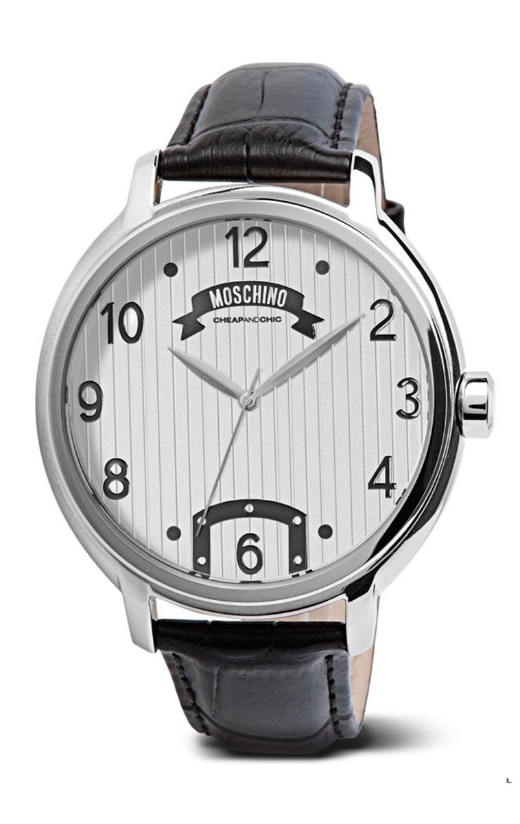 Наручные часы женские Moschino Time for Oneself, цвет: черный. MW0237MW0237Часы наручные Moschino MW0237