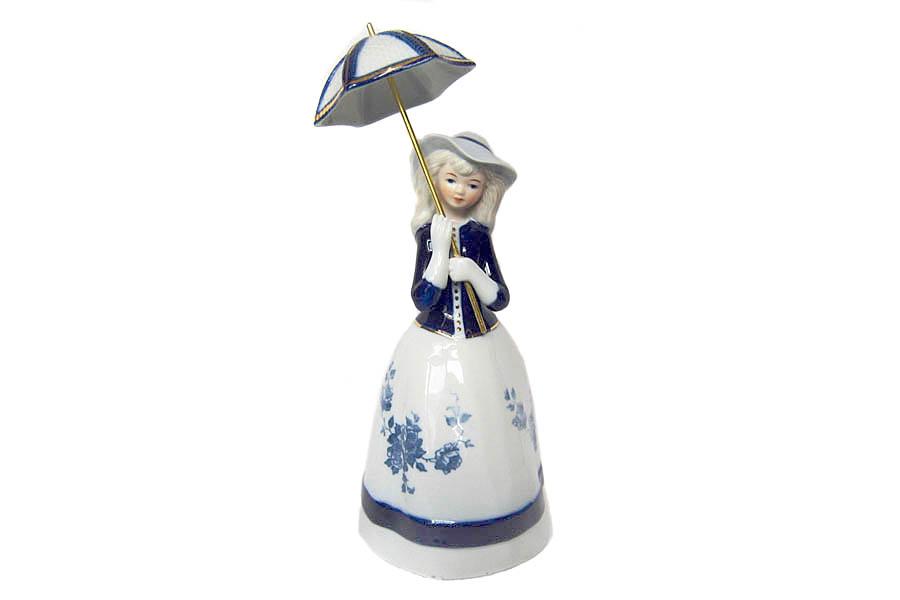 Статуэтка Domani Девушка с зонтиком, высота 25 смD-OG78/W-ALСтатуэтка Domani Девушка с зонтиком, изготовленная из высококачественного фарфора, имеет изысканный внешний вид. Изделие выполнено в виде девушки в красивом платье, с зонтиком в руках. Такая статуэтка станет прекрасным украшением интерьера гостиной, офиса или дома. Вы можете поставить ее в любом месте, где она будет удачно смотреться и радовать глаз.