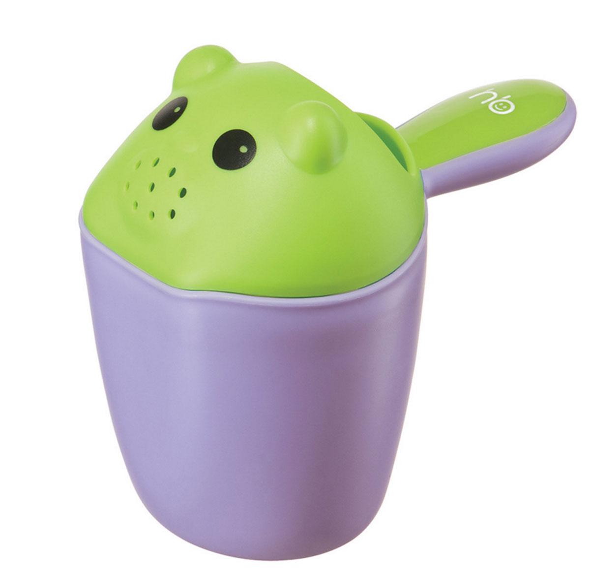 Happy Baby Ковш детский Scooppy цвет фиолетовый34013 VioletВместительный, лёгкий и надёжный ковшик станет незаменимым помощником в купании малыша. Отверстия в крышке-лейке, сделанной в виде смешных человечков, позволяют превратить водные процедуры в весёлую игру. Анатомическая ручка и устойчивое дно ковшика сделают процесс купания лёгким и приятным как для мамы, так и для ребёнка. МАТЕРИАЛ: полипропилен