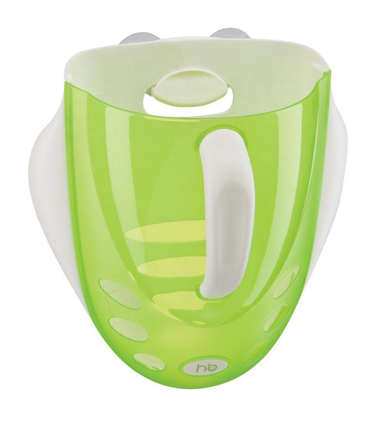 Happy Baby Контейнер для игрушек цвет зеленый34006 GreenСтильный держатель для хранения игрушек и аксессуаров в ванной комнате станет отличным полезным дополнением. HOLDER FOR TOYS сэкономит место в вашей ванной. Удобная ручка поможет собрать все игрушки после купания всего лишь одним движением. Крепкие присоски, которые не оставляют следов, позволят подвесить держатель в любое место. Благодаря отверстиям вода быстро сольётся, оставляя игрушки сухими. Также держатель подойдёт для хранения шампуней, пены и других банных принадлежностей. МАТЕРИАЛ: полипропилен, поливинилхлорид