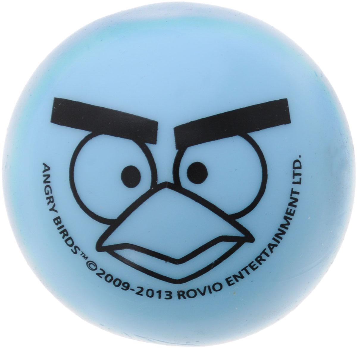Angry Birds Игрушка-мялка цвет голубой35743-0000012-00_голубойИгрушка-мялка Angry Birds - это антистрессовая игрушка-мялка, выполненная в виде персонажа всеми любимой игры Angry Birds. Игрушка изготовлена из мягкого полимера, благодаря чему она легко изменяет форму и структуру при приложении к ней физической силы, а затем принимает первоначальный вид. Игрушка-мялка способствует развитию мелкой моторики пальцев рук, развивает творческое мышление, укрепляет кистевые мышцы рук, создает позитивный эмоциональный фон и является замечательным антистрессом. Порадуйте своего ребенка таким замечательным подарком!