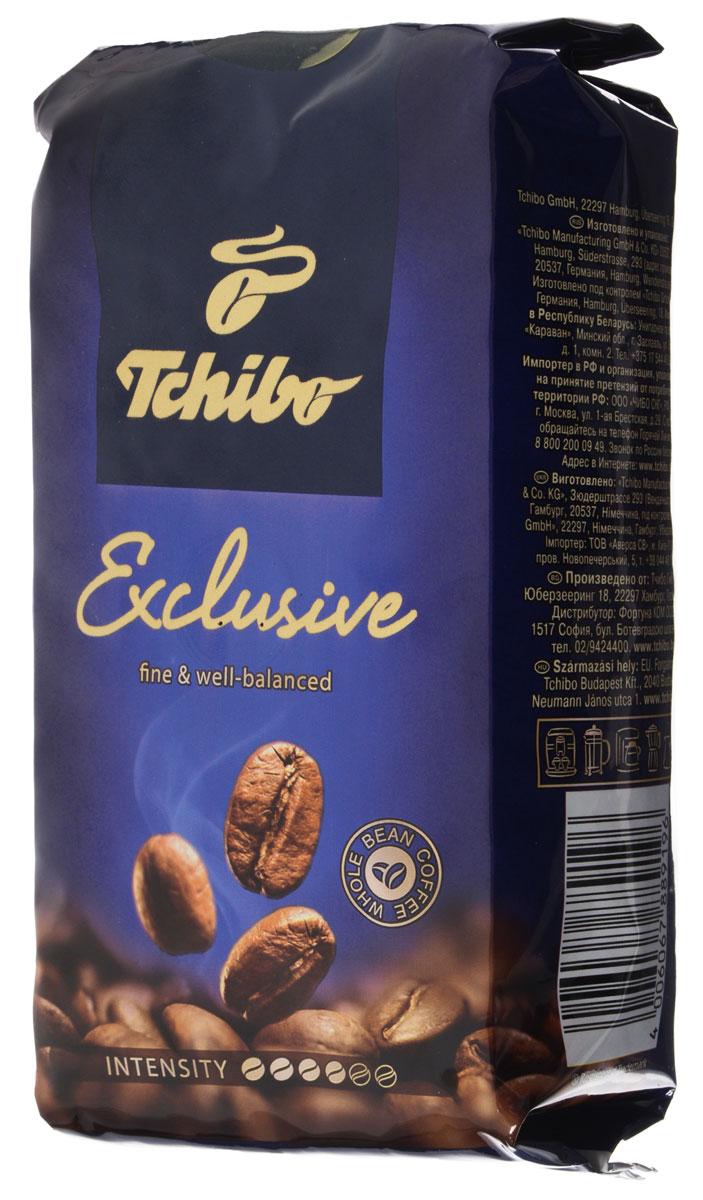 Tchibo Exclusive кофе в зернах, 250 г88942Побалуйте себя и своих близких изысканным кофе Tchibo Exclusive. Его тонкий аромат и гармоничный вкус доставят вам непревзойденное удовольствие. Для создания этого купажа отбираются только лучшие зерна Арабики, которые дополняются зернами насыщенной Робусты.