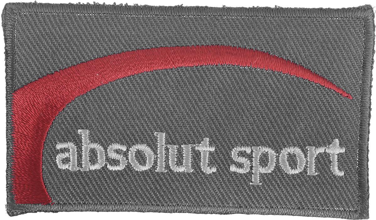 Термоаппликация Prym Аbsolut sport, 7 х 4 см343221Термоаппликация Prym Аbsolut sport с обратной стороны имеет клеящую основу, при помощи которой вы без труда прикрепите данную аппликацию на вашу одежду. Для большей надежности вы также можете пришить ее по краям, предотвращая отклеивание после многократных стирок. Термоаппликация выполнена в прямоугольной форме с надписью Аbsolut sport.