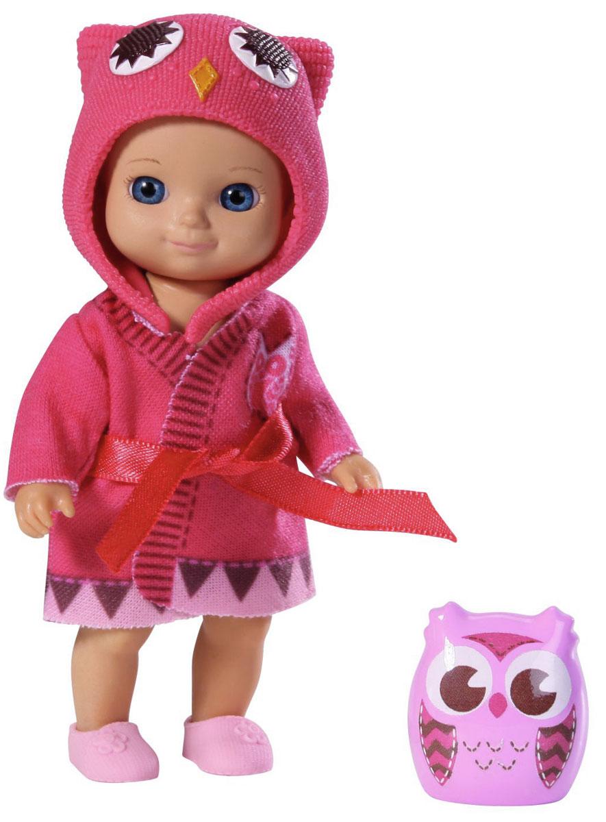 Chou Chou Мини-кукла Mini Birdies цвет розовый