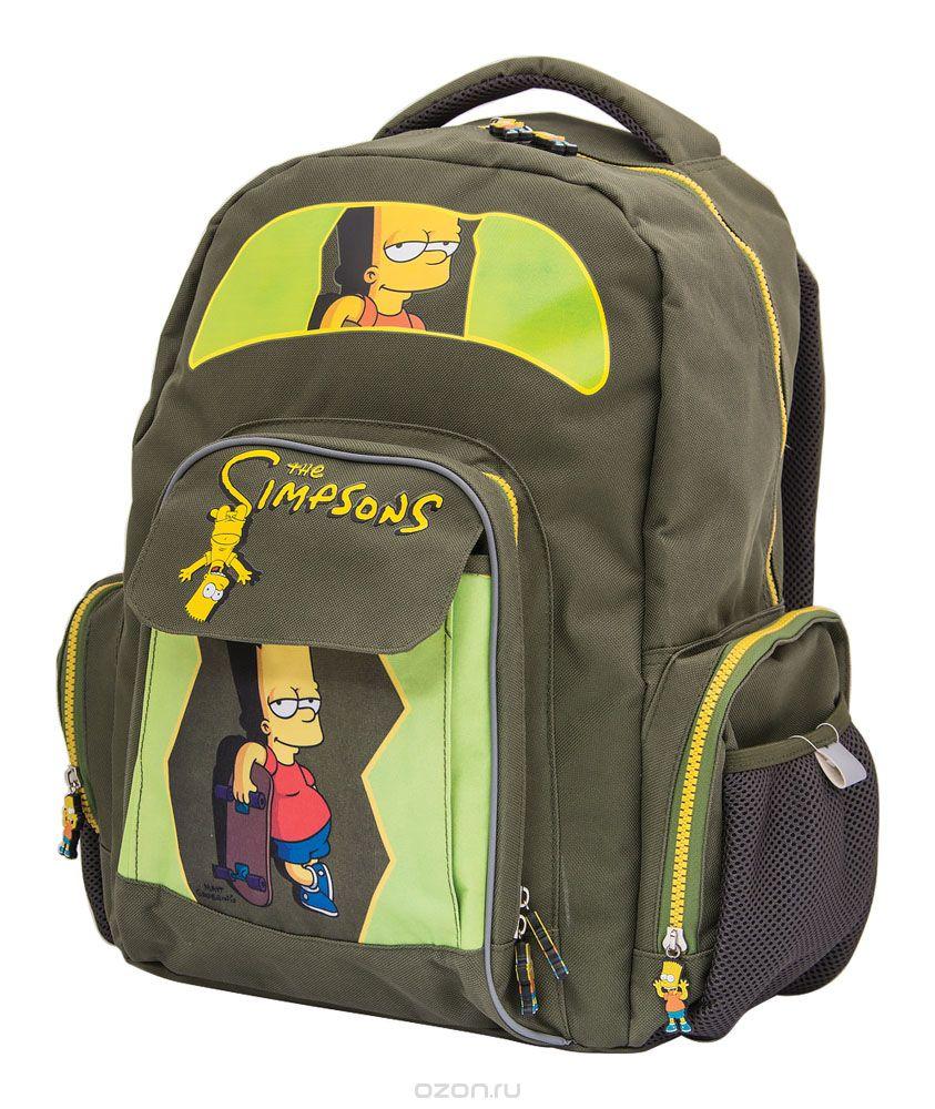 Рюкзак детский Proff The Simpsons SI14-BP20