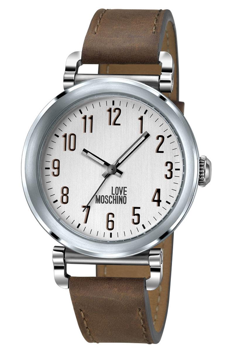 Наручные часы женские Moschino Time To Cook!, цвет: коричневый. MW0452MW0452Часы наручные Moschino MW0452