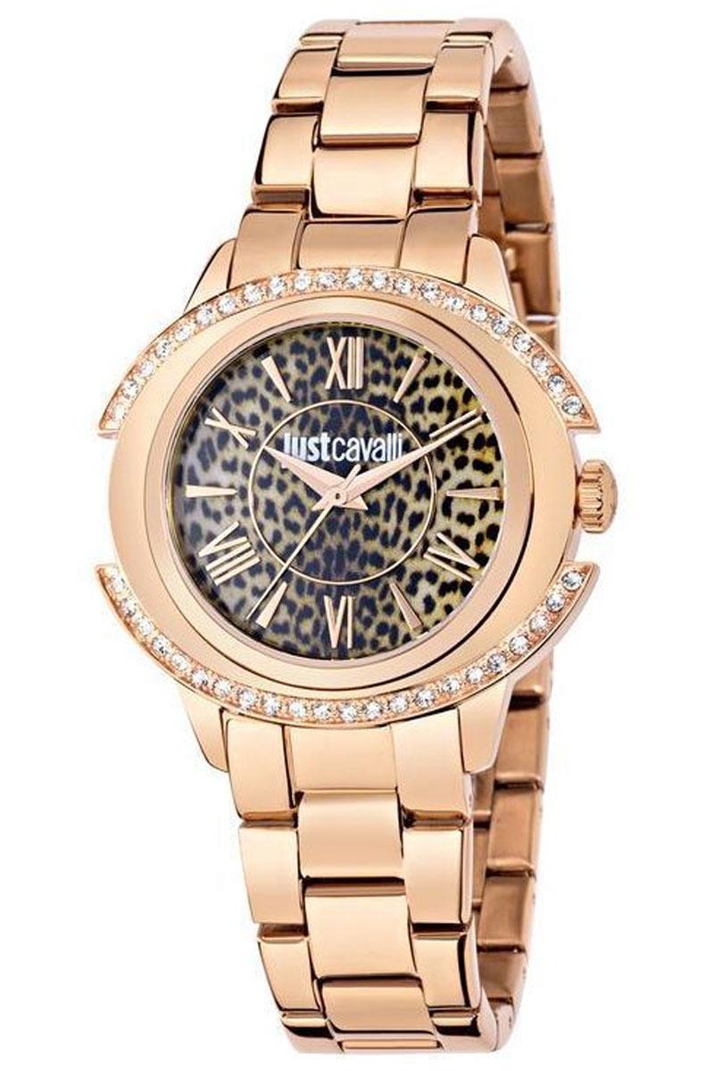 Наручные часы женские Just Cavalli Just Decor, цвет: розовое золото. R7253216501R7253216501