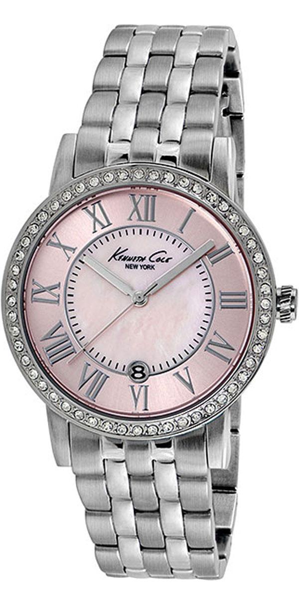Наручные часы женские Kenneth Cole Classic, цвет: серебристый. IKC4981IKC4981Часы наручные Kenneth Cole IKC4981
