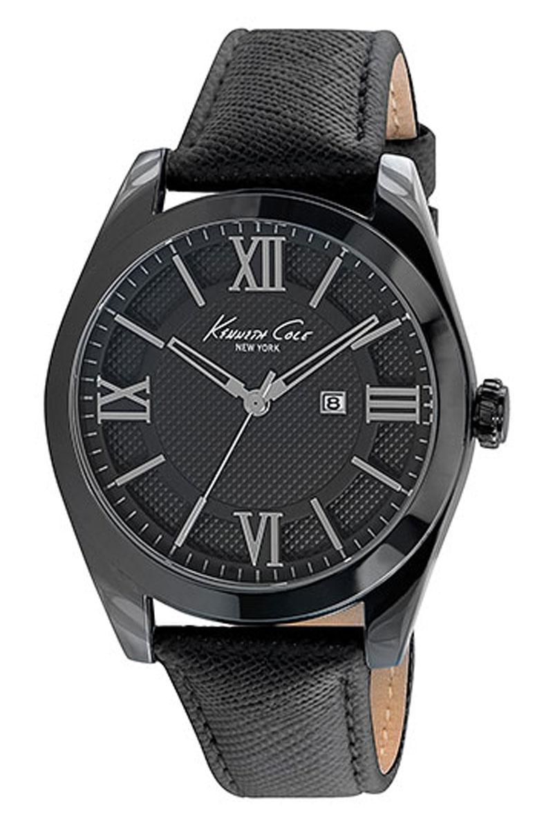 Наручные часы женские Kenneth Cole Dress Sport, цвет: черный. 1002385810023858Часы наручные Kenneth Cole 10023858