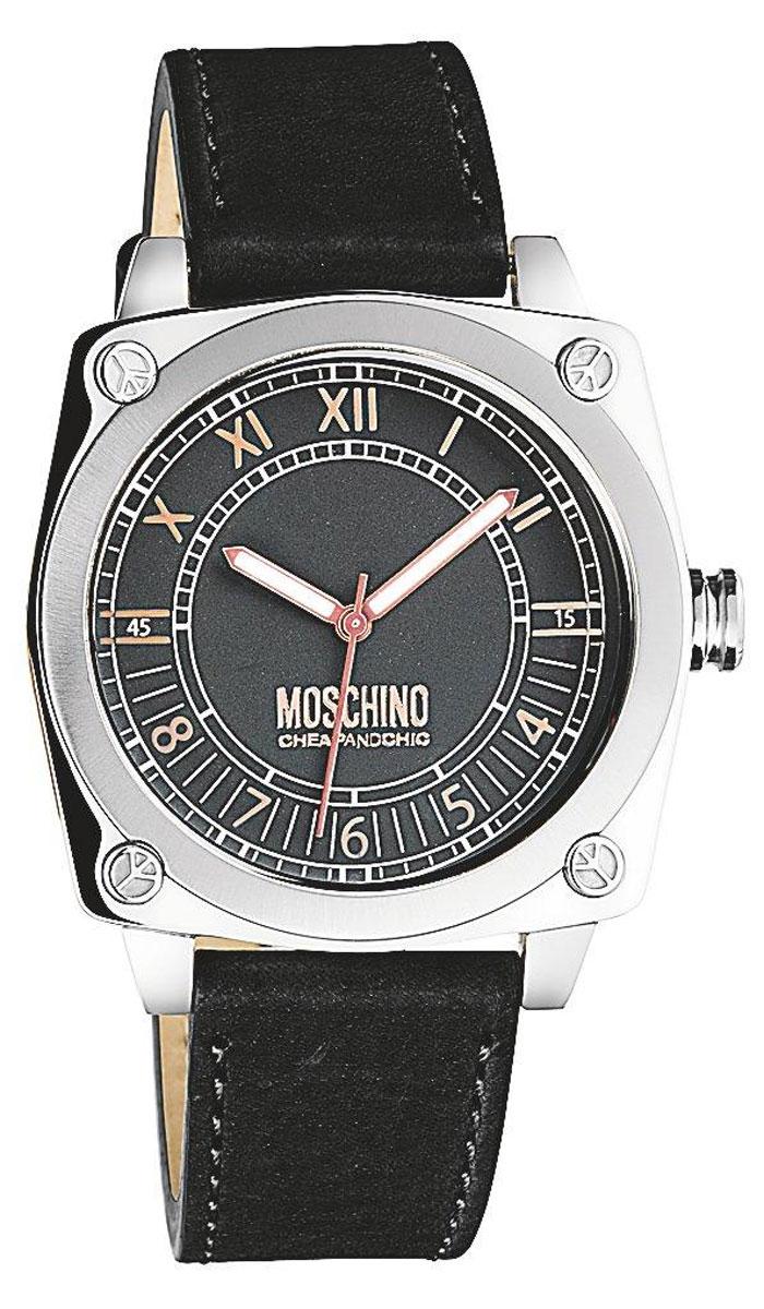 Наручные часы женские Moschino Snob, цвет: черный. MW0294MW0294Часы наручные Moschino MW0294