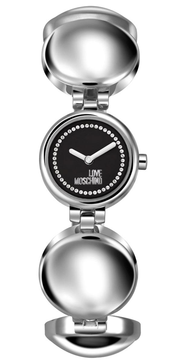 Наручные часы женские Moschino Ball Chic, цвет: серебристый. MW0437MW0437Часы наручные Moschino MW0437