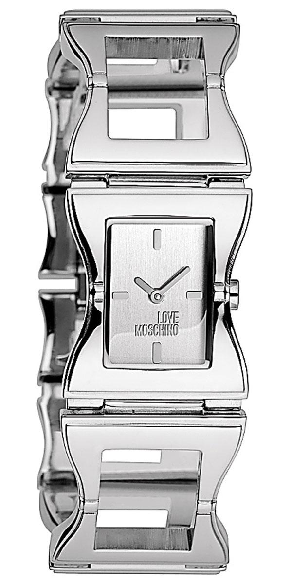 Наручные часы женские Moschino Bowtime, цвет: серебристый. MW0402MW0402Часы наручные Moschino MW0402