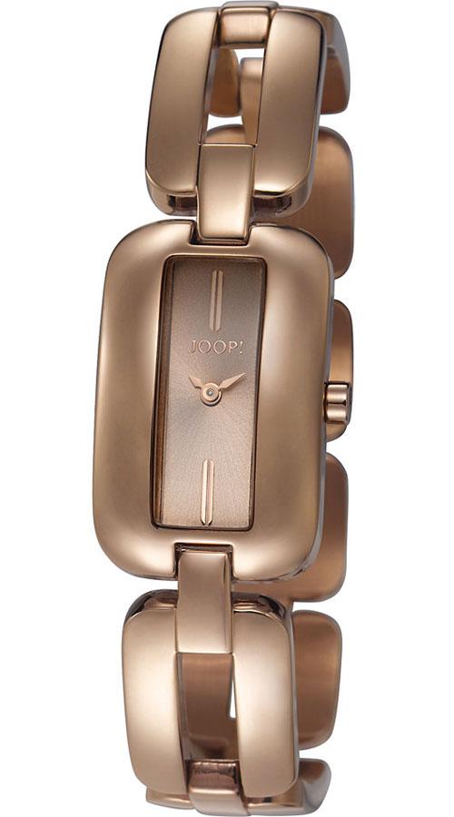 Наручные часы женские JOOP! Pristine, цвет: розовый. JP101492002JP101492002Часы наручные Joop! JP101492002