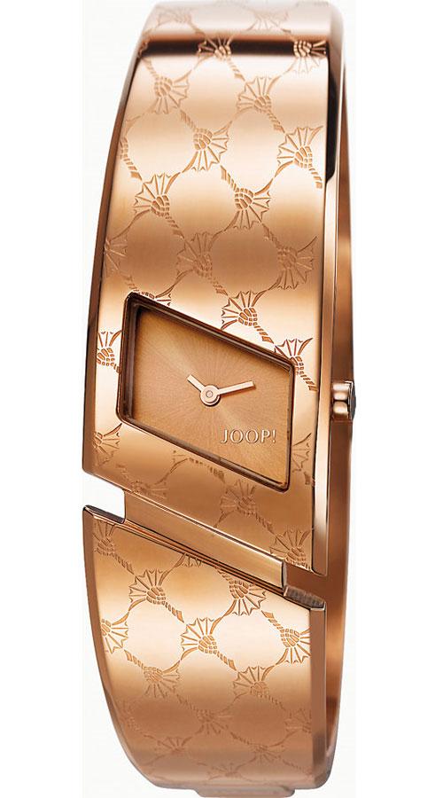Наручные часы женские JOOP! Angular, цвет: розовый. JP101302F04JP101302F04Часы наручные Joop! JP101302F04