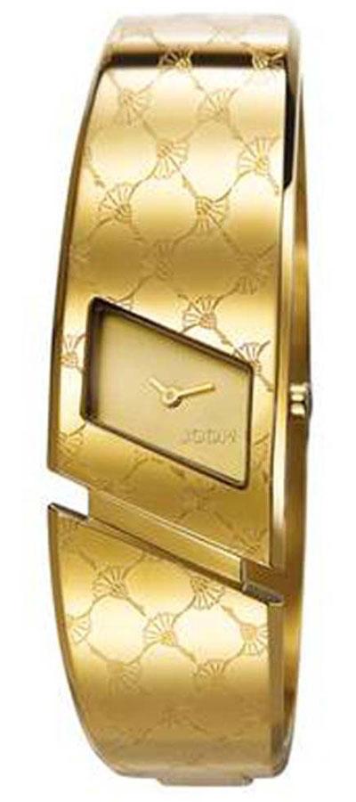 Наручные часы женские JOOP! Angular, цвет: желтый. JP101302F03JP101302F03Часы наручные Joop! JP101302F03