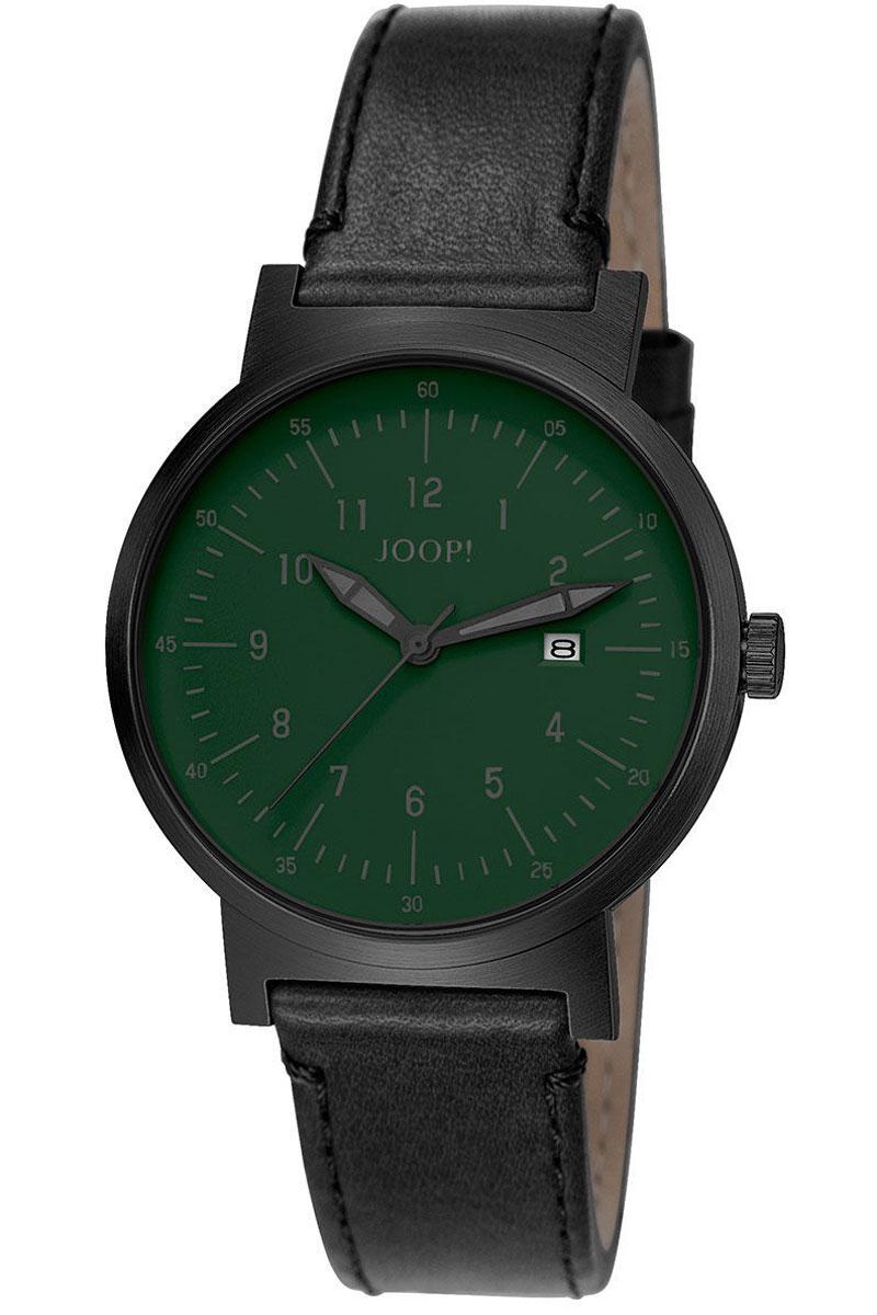 Наручные часы мужские JOOP! Traveller, цвет: черный. JP101431003JP101431003Часы наручные Joop! JP101431003