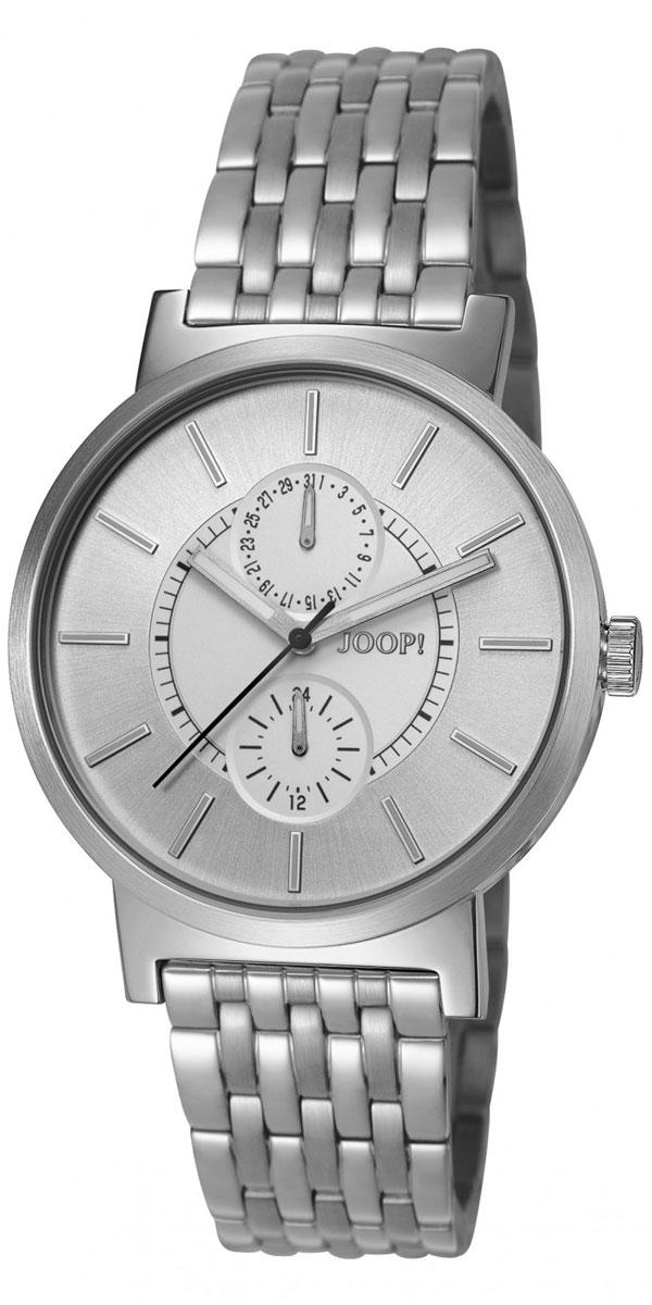 Наручные часы мужские JOOP! Origin Multifunction, цвет: белый. JP101441003JP101441003Часы наручные Joop! JP101441003
