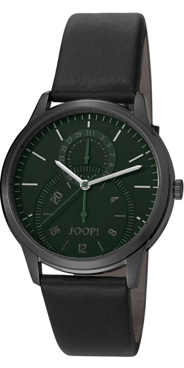 Наручные часы мужские JOOP! Classic 24, цвет: черный. JP101401004JP101401004Часы наручные Joop! JP101401004