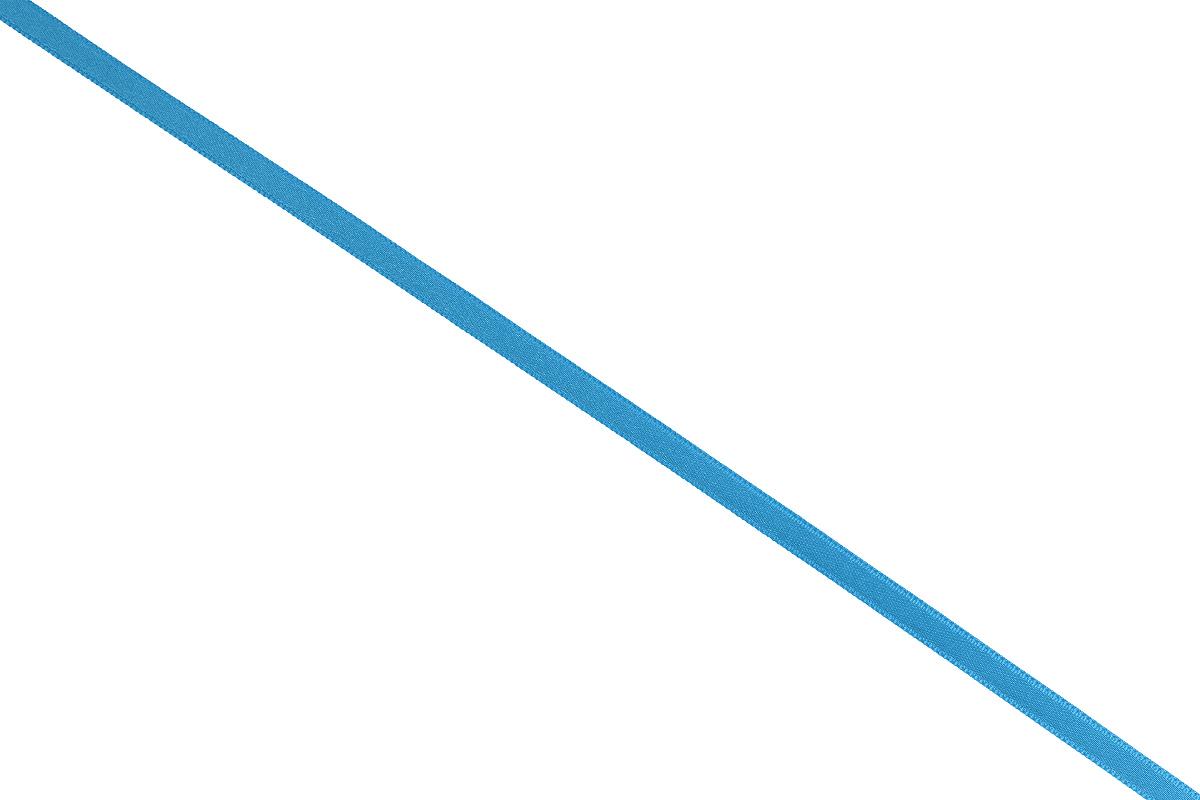 Лента атласная Prym, цвет: бирюзовый, ширина 6 мм, длина 25 м697070_93Атласная лента Prym изготовлена из 100% полиэстера. Область применения атласной ленты весьма широка. Изделие предназначено для оформления цветочных букетов, подарочных коробок, пакетов. Кроме того, она с успехом применяется для художественного оформления витрин, праздничного оформления помещений, изготовления искусственных цветов. Ее также можно использовать для творчества в различных техниках, таких как скрапбукинг, оформление аппликаций, для украшения фотоальбомов, подарков, конвертов, фоторамок, открыток и многого другого. Ширина ленты: 6 мм. Длина ленты: 25 м.