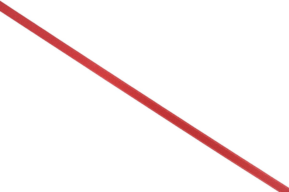 Лента атласная Prym, цвет: темно-красный, ширина 6 мм, длина 25 м697070_75Атласная лента Prym изготовлена из 100% полиэстера. Область применения атласной ленты весьма широка. Изделие предназначено для оформления цветочных букетов, подарочных коробок, пакетов. Кроме того, она с успехом применяется для художественного оформления витрин, праздничного оформления помещений, изготовления искусственных цветов. Ее также можно использовать для творчества в различных техниках, таких как скрапбукинг, оформление аппликаций, для украшения фотоальбомов, подарков, конвертов, фоторамок, открыток и многого другого. Ширина ленты: 6 мм. Длина ленты: 25 м.