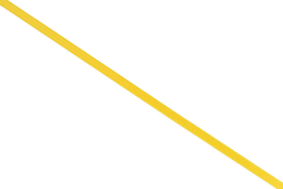 Лента атласная Prym, цвет: темно-желтый, ширина 6 мм, длина 25 м697070_32Атласная лента Prym изготовлена из 100% полиэстера. Область применения атласной ленты весьма широка. Изделие предназначено для оформления цветочных букетов, подарочных коробок, пакетов. Кроме того, она с успехом применяется для художественного оформления витрин, праздничного оформления помещений, изготовления искусственных цветов. Ее также можно использовать для творчества в различных техниках, таких как скрапбукинг, оформление аппликаций, для украшения фотоальбомов, подарков, конвертов, фоторамок, открыток и многого другого. Ширина ленты: 6 мм. Длина ленты: 25 м.