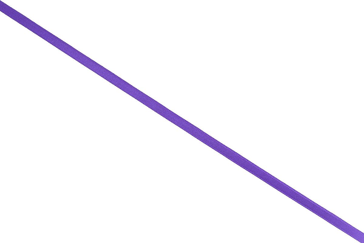 Лента атласная Prym, цвет: фиолетовый, ширина 6 мм, длина 25 м697070_60Атласная лента Prym изготовлена из 100% полиэстера. Область применения атласной ленты весьма широка. Изделие предназначено для оформления цветочных букетов, подарочных коробок, пакетов. Кроме того, она с успехом применяется для художественного оформления витрин, праздничного оформления помещений, изготовления искусственных цветов. Ее также можно использовать для творчества в различных техниках, таких как скрапбукинг, оформление аппликаций, для украшения фотоальбомов, подарков, конвертов, фоторамок, открыток и многого другого. Ширина ленты: 6 мм. Длина ленты: 25 м.