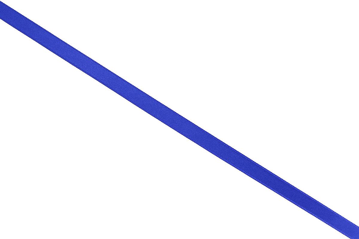 Лента атласная Prym, цвет: ярко-синий, ширина 10 мм, длина 25 м697086_55Атласная лента Prym изготовлена из 100% полиэстера. Область применения атласной ленты весьма широка. Изделие предназначено для оформления цветочных букетов, подарочных коробок, пакетов. Кроме того, она с успехом применяется для художественного оформления витрин, праздничного оформления помещений, изготовления искусственных цветов. Ее также можно использовать для творчества в различных техниках, таких как скрапбукинг, оформление аппликаций, для украшения фотоальбомов, подарков, конвертов, фоторамок, открыток и многого другого. Ширина ленты: 10 мм. Длина ленты: 25 м.