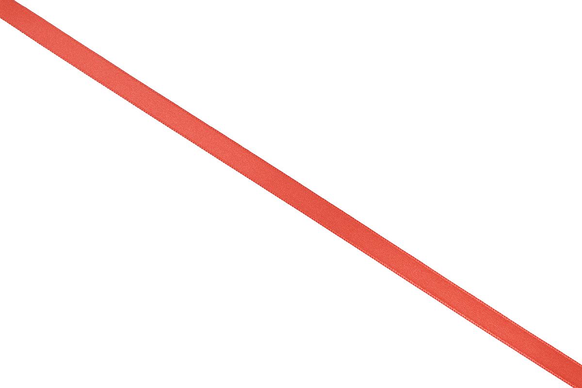 Лента атласная Prym, цвет: красный, ширина 10 мм, длина 25 м697086_71Атласная лента Prym изготовлена из 100% полиэстера. Область применения атласной ленты весьма широка. Изделие предназначено для оформления цветочных букетов, подарочных коробок, пакетов. Кроме того, она с успехом применяется для художественного оформления витрин, праздничного оформления помещений, изготовления искусственных цветов. Ее также можно использовать для творчества в различных техниках, таких как скрапбукинг, оформление аппликаций, для украшения фотоальбомов, подарков, конвертов, фоторамок, открыток и многого другого. Ширина ленты: 10 мм. Длина ленты: 25 м.