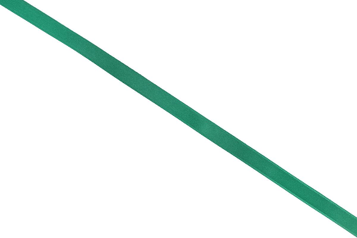 Лента атласная Prym, цвет: зеленый, ширина 10 мм, длина 25 м697086_43Атласная лента Prym изготовлена из 100% полиэстера. Область применения атласной ленты весьма широка. Изделие предназначено для оформления цветочных букетов, подарочных коробок, пакетов. Кроме того, она с успехом применяется для художественного оформления витрин, праздничного оформления помещений, изготовления искусственных цветов. Ее также можно использовать для творчества в различных техниках, таких как скрапбукинг, оформление аппликаций, для украшения фотоальбомов, подарков, конвертов, фоторамок, открыток и многого другого. Ширина ленты: 10 мм. Длина ленты: 25 м.