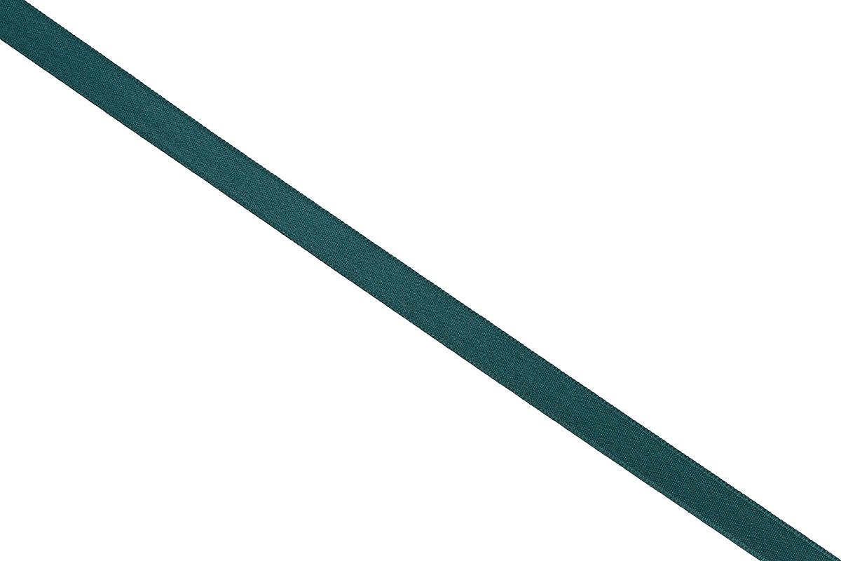 Лента атласная Prym, цвет: темно-зеленый, ширина 10 мм, длина 25 м697086_46Атласная лента Prym изготовлена из 100% полиэстера. Область применения атласной ленты весьма широка. Изделие предназначено для оформления цветочных букетов, подарочных коробок, пакетов. Кроме того, она с успехом применяется для художественного оформления витрин, праздничного оформления помещений, изготовления искусственных цветов. Ее также можно использовать для творчества в различных техниках, таких как скрапбукинг, оформление аппликаций, для украшения фотоальбомов, подарков, конвертов, фоторамок, открыток и многого другого. Ширина ленты: 10 мм. Длина ленты: 25 м.