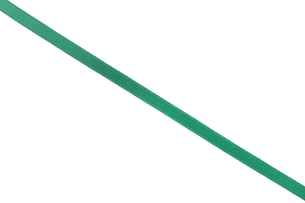 Лента атласная Prym, цвет: зеленый, ширина 6 мм, длина 25 м697070_43Атласная лента Prym изготовлена из 100% полиэстера. Область применения атласной ленты весьма широка. Изделие предназначено для оформления цветочных букетов, подарочных коробок, пакетов. Кроме того, она с успехом применяется для художественного оформления витрин, праздничного оформления помещений, изготовления искусственных цветов. Ее также можно использовать для творчества в различных техниках, таких как скрапбукинг, оформление аппликаций, для украшения фотоальбомов, подарков, конвертов, фоторамок, открыток и многого другого. Ширина ленты: 6 мм. Длина ленты: 25 м.
