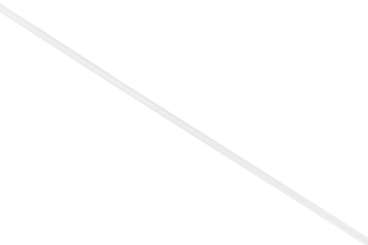 Лента атласная Prym, цвет: молочный, ширина 3 мм, длина 50 м697069_16Атласная лента Prym изготовлена из 100% полиэстера. Область применения атласной ленты весьма широка. Изделие предназначено для оформления цветочных букетов, подарочных коробок, пакетов. Кроме того, она с успехом применяется для художественного оформления витрин, праздничного оформления помещений, изготовления искусственных цветов. Ее также можно использовать для творчества в различных техниках, таких как скрапбукинг, оформление аппликаций, для украшения фотоальбомов, подарков, конвертов, фоторамок, открыток и многого другого. Ширина ленты: 3 мм. Длина ленты: 50 м.