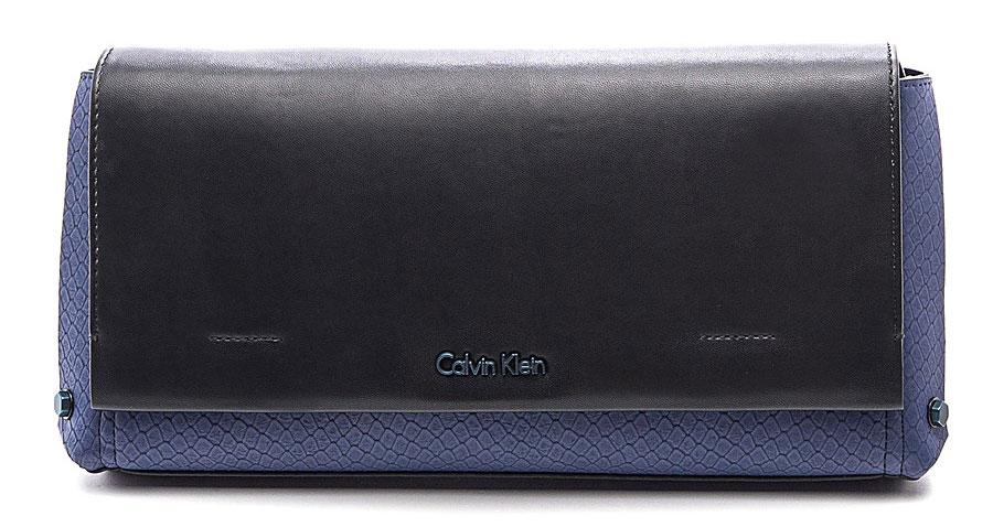 Сумка жен. Calvin Klein Jeans, цвет: черный, синий. K60K600774K60K600774