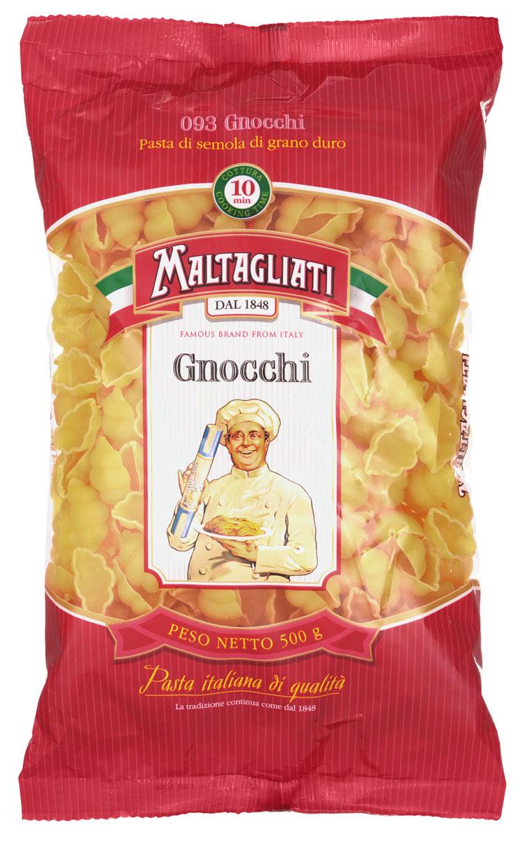 Maltagliati Gnocchi Куколка макароны, 500 г