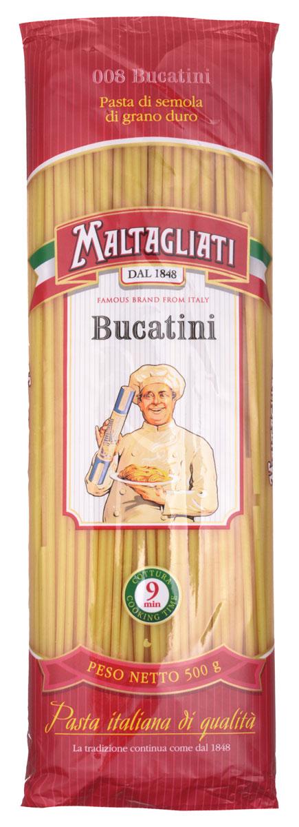 Maltagliati Bucatini Букатини макароны, 500 г