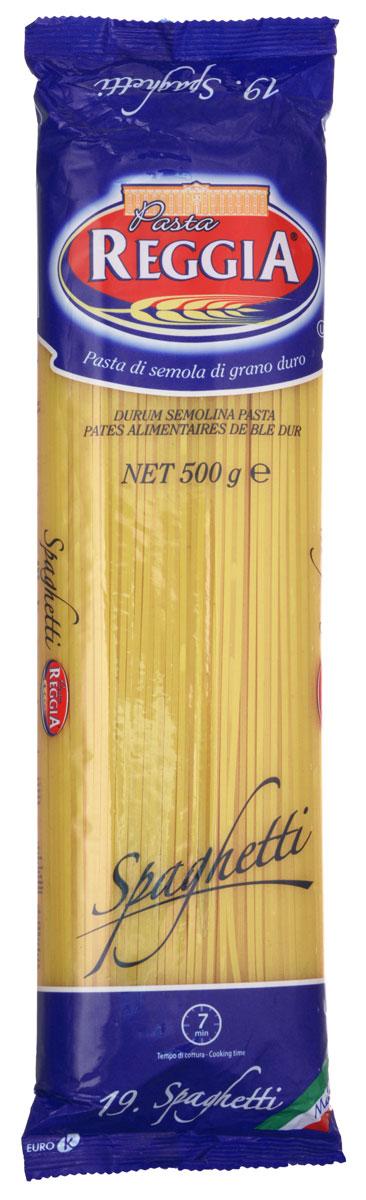 Pasta Reggia Спагетти классические макароны, 500 г