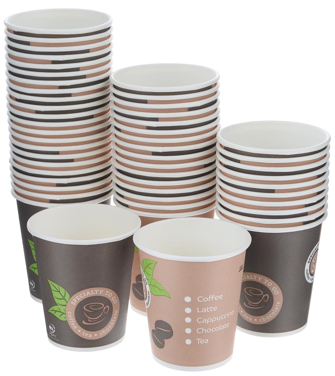"����� ����������� �������� Huhtamaki ""Coffee-to-Go"", ��������, 250 ��, 50 ��"