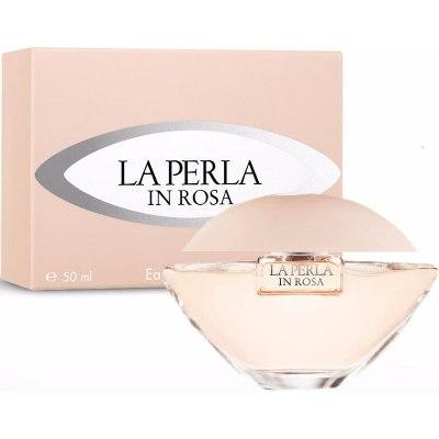 La Perla IN ROSA WOMAN туалетная вода 50 мл11595Фруктовые, шипровые. Груша, красный перец, малина, амбра, пачули, сандаловое дерево, роза, фиалка, цикламен